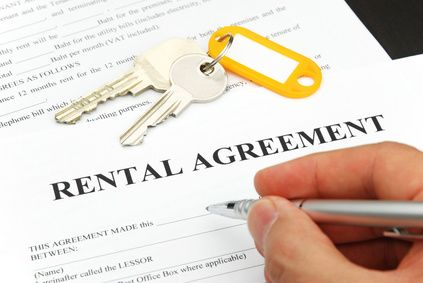 Singapore rental agreement