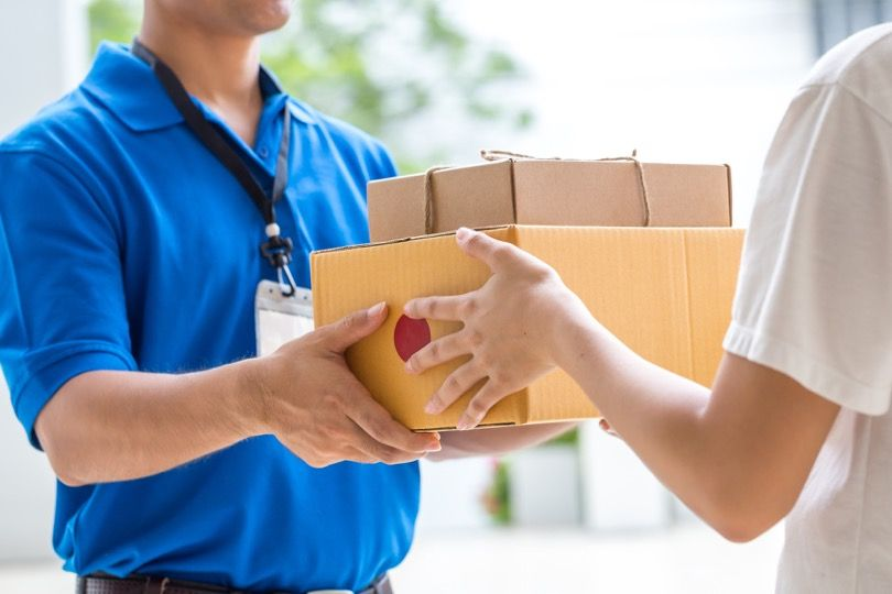 Part-Time Delivery Jobs