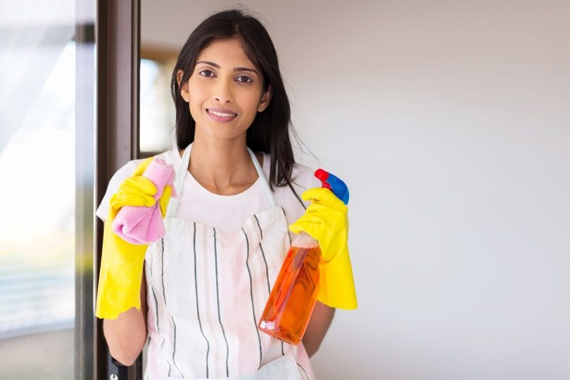 Part-Time Housekeeper Cleaner Jobs