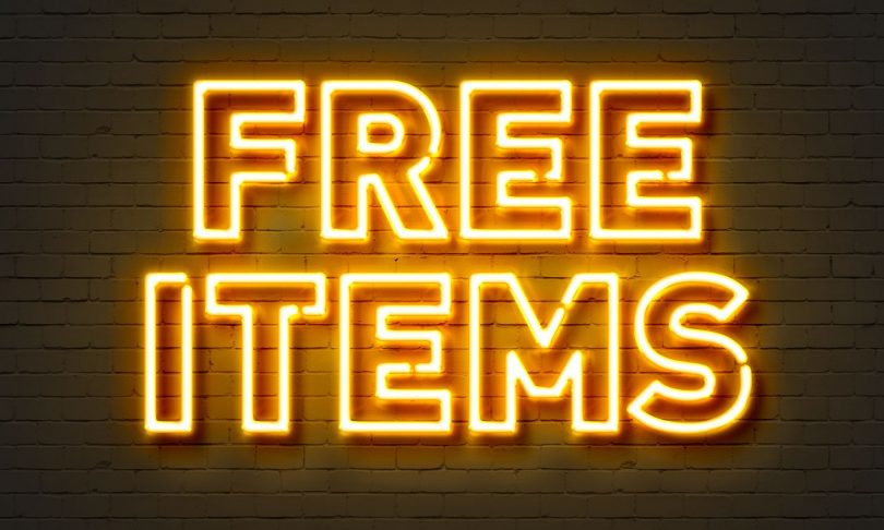 Free Items Giveaway