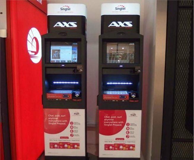 AXS Machines