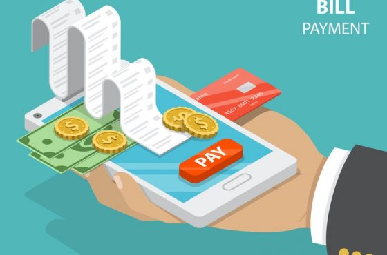 Bill Payment by Credit Card